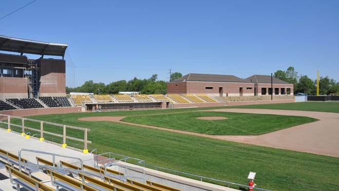 Purdue's Alexander Field.Courtesy of Purdue Athletic Communications