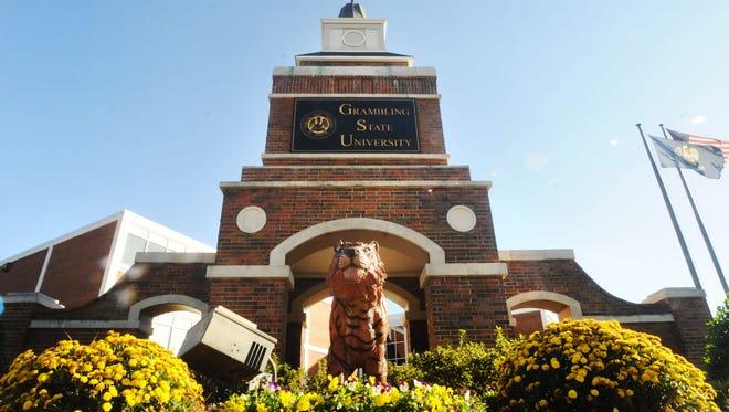 Grambling State University in Louisiana.