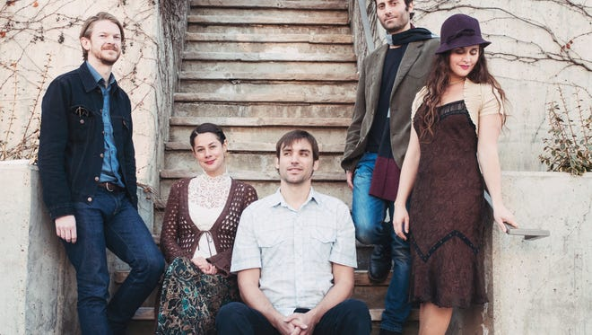 Elephant Revival will headline the Mountain Avenue Stage at Bohemian Nights at NewWestFest on Sunday.