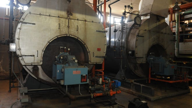 Old inefficient boilers are a big problem in many school districts.