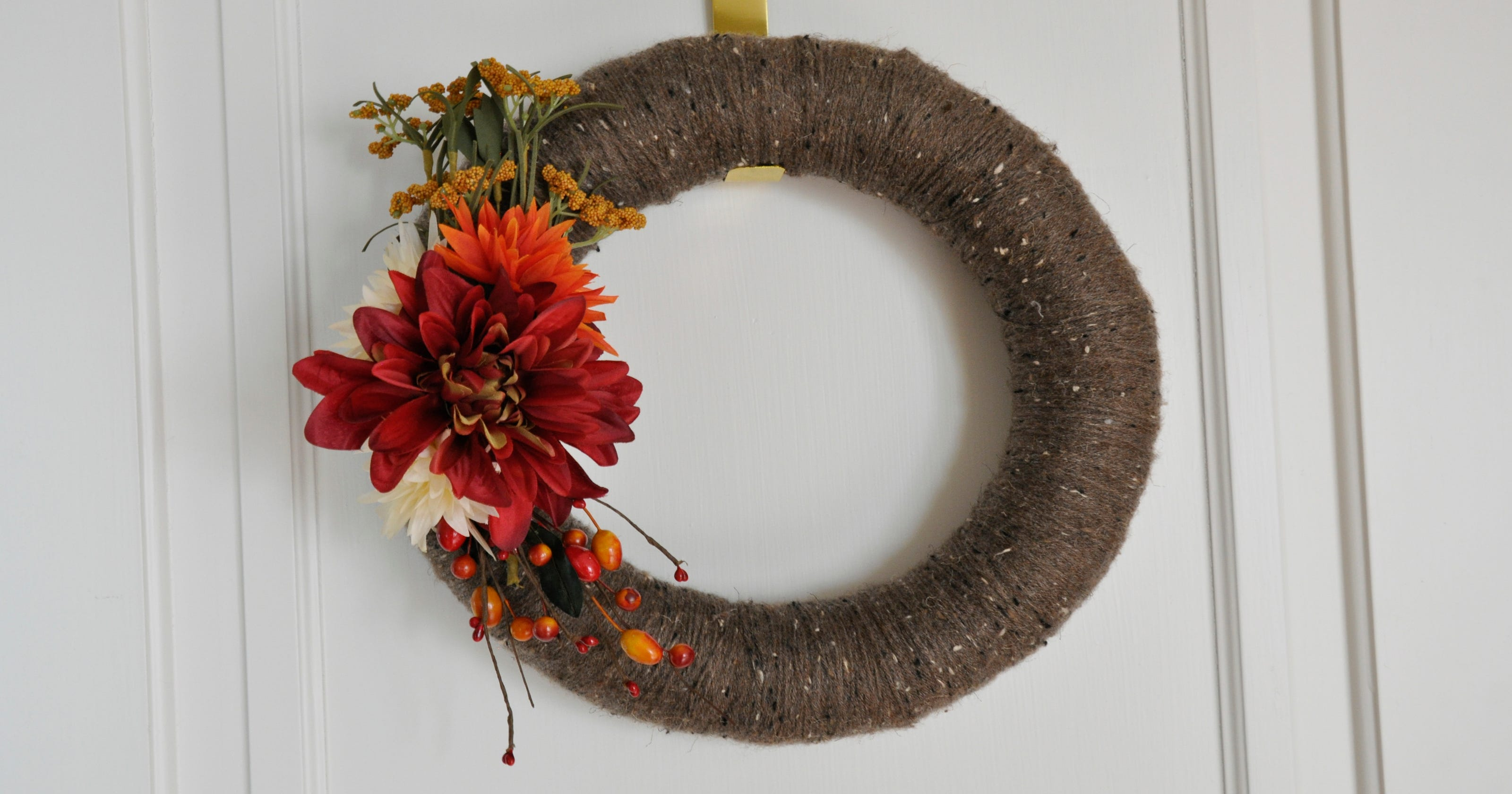 6 Diy Fall Wreaths