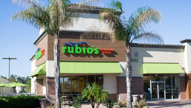 Rubio's will open its third Coachella Valley location in Palm Desert on December 8.