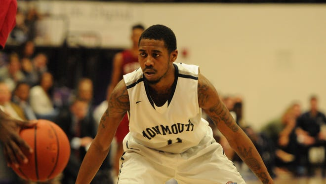 Je'lon Hornbeak's hot first half helped steer Monmouth University to a win over Quinnipiac on Thursday evening