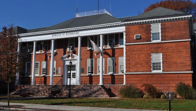 Rutherford borough hall