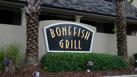 The Lafayette location of Bonefish Grill is not among