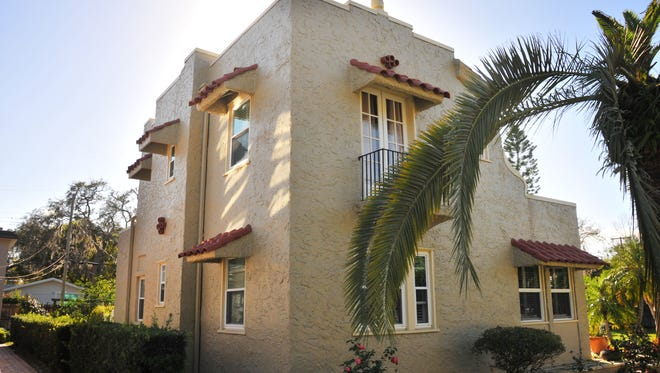 The Cocoa-Rockledge Garden Club is having their annual home tour March 18, with tours of Mediterranean homes in the Carleton Terrace area of Cocoa. The home of Jack and Monika Proctor on MacFarland Drive.