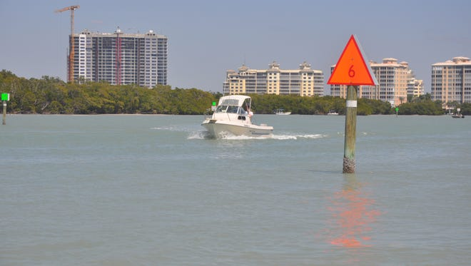 Its been four years since Wiggins Pass has been dredged, but boaters say the area is still navigable.