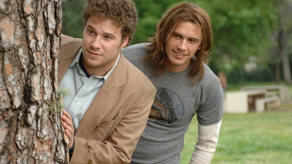 'Pineapple Express': Just because you're paranoid from