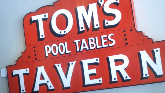 Tom's Tavern closed in May 2017.