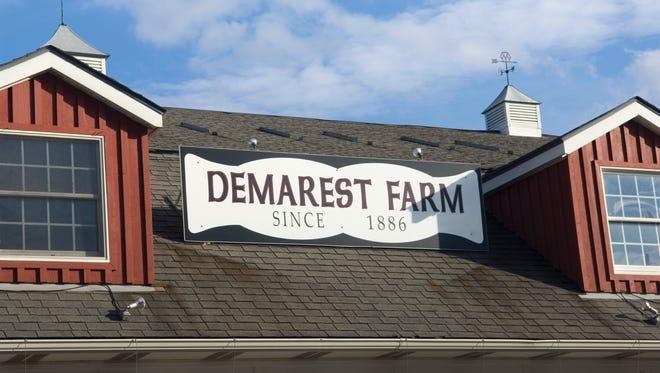 Demarest Farms is on Wierimus Road in Hillsdale.