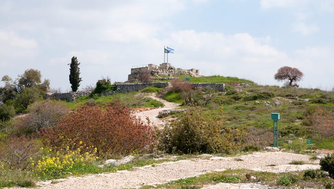 It was the site of one of the fiercest battles of the Six-Day War