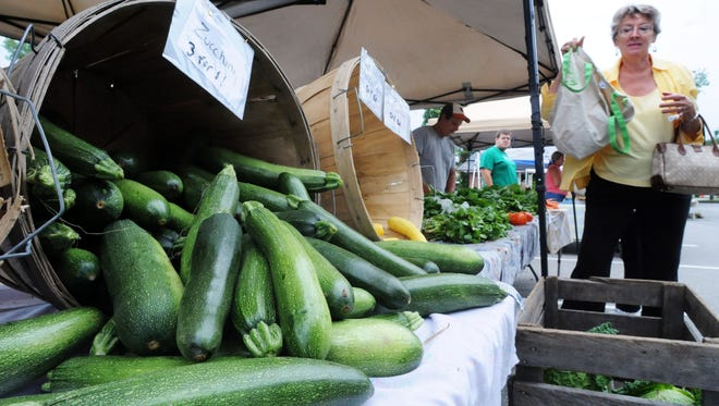 Qualifying seniors may be eligible to obtain a one-time $20 benefit of New York State Farmers Market Checks, which can be spent at participating farmers markets.