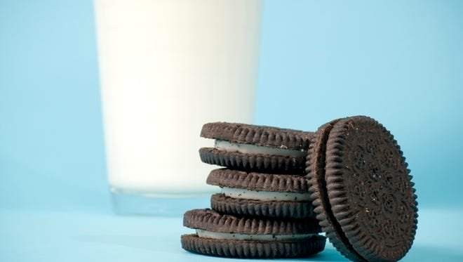 Dunkin' Donuts and Oreos have teamed up to create a new coffee-cookie delight.