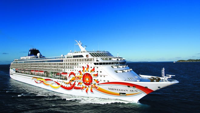 Norwegian Sun will sail from Port Canaveral to Havana, Cuba, starting in May 2018.