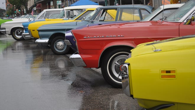 The 27th Annual Downtown West Allis Car Show returns Oct. 1.