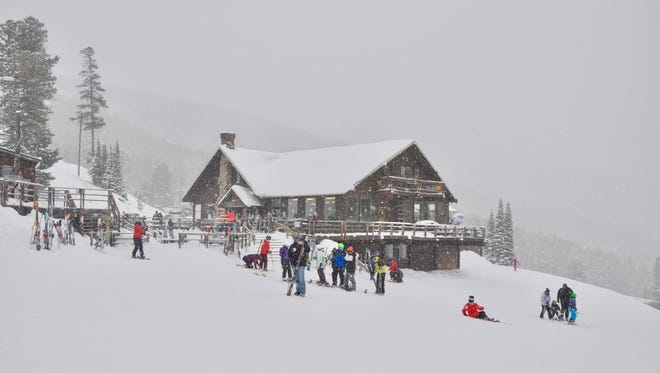 Heavy snowfall at year's end has been good for ski hills such as Showdown Ski Area and and also farmers and ranchers who rely on the water in that snowpack.