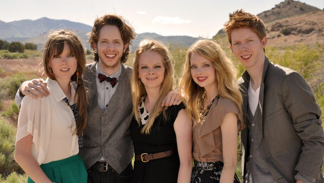 The 5 Browns, the classical music sensation, return to the Kohler Memorial Theatre to perform at 8 p.m. on Feb. 9.