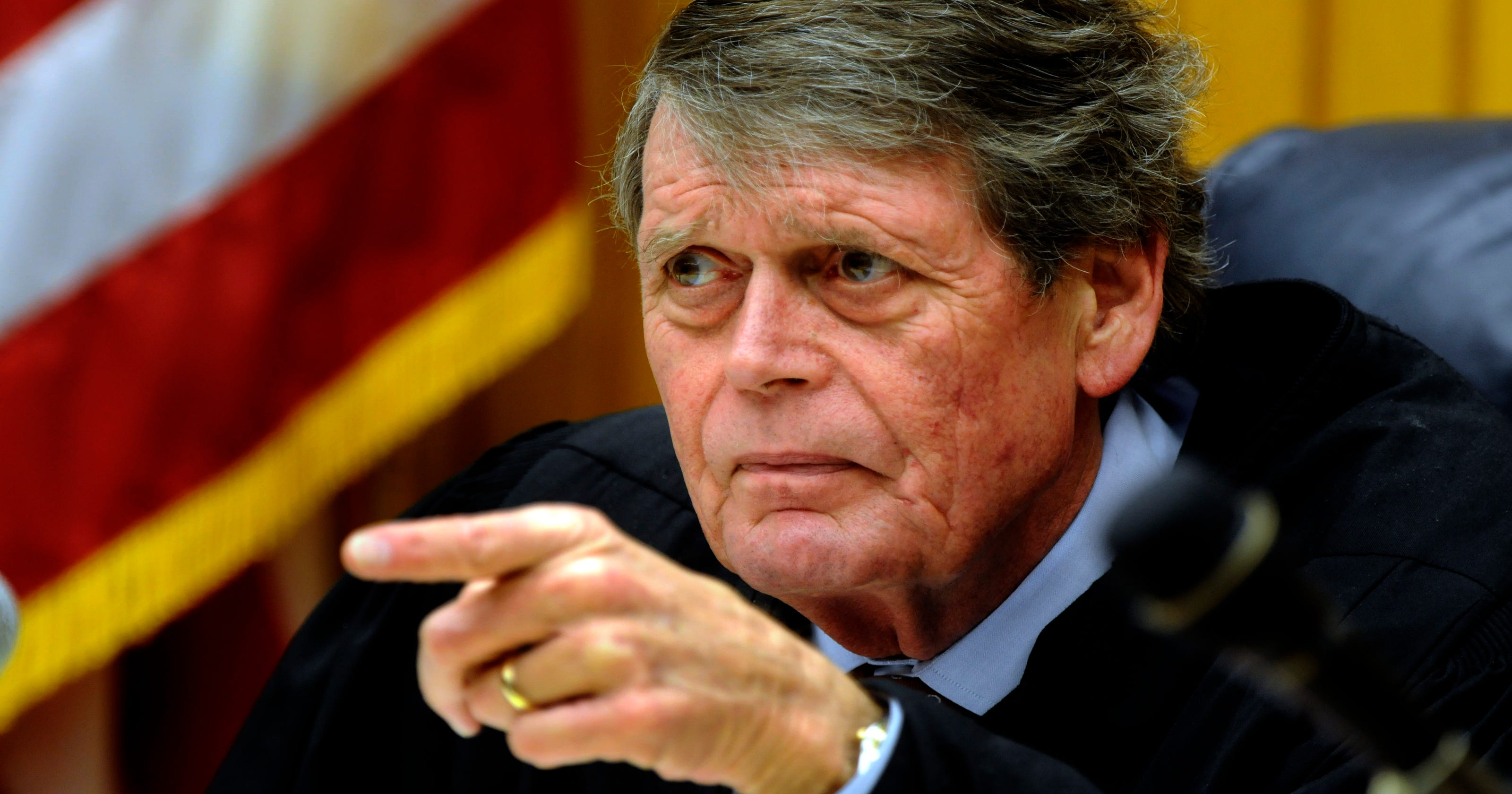 Ex-Knox County judge Richard Baumgartner dies at age 70