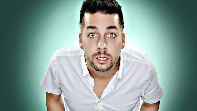 Comedian John Crist is known for his viral videos and jokes about Christian subculture.