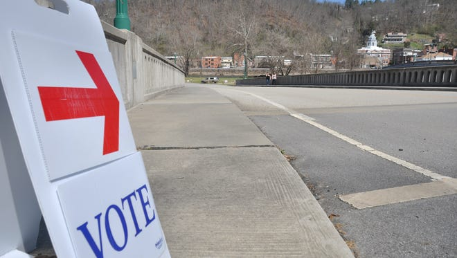 Early voting in the spring primary begins April 19, with Election Day Tuesday, May 8.