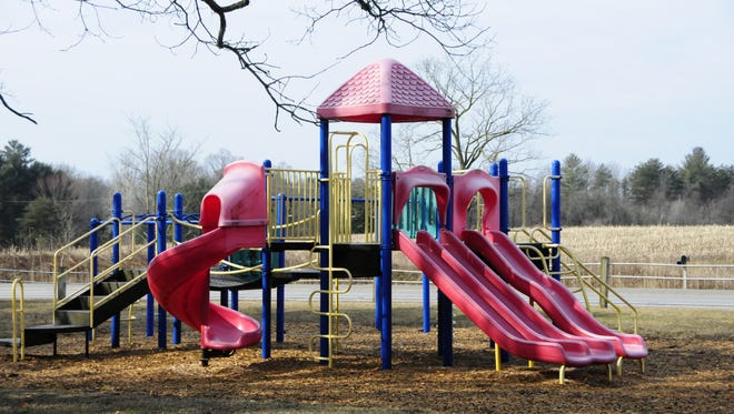 St. Clair Township will add a playground accessible to children of all abilities to its Fred Meiselbach Park.