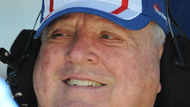 A.J. Foyt has been hospitalized for more than two weeks.
