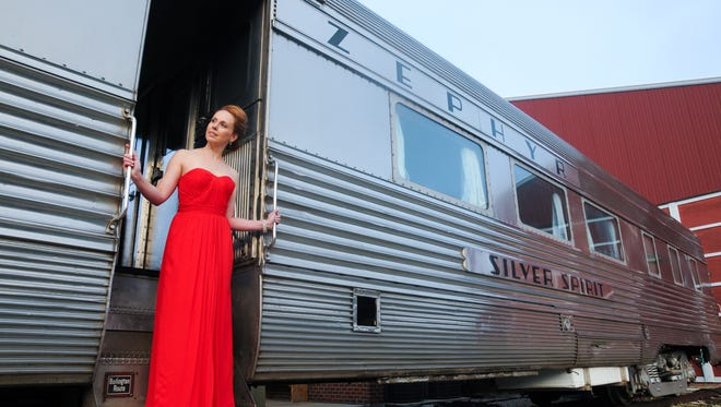 Jacqueline Frank is the executive director at the National Railroad Museum