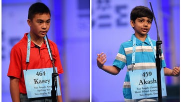 Neither San Angelo speller will be in finals at national bee — for different reasons
