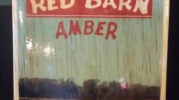 Crawfish Town USA and Bayou Teche Brewing are releasing a special brew, Red Barn Amber, on Super Bowl Sunday.