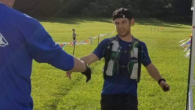 Erick Kuhlmann ran his first Massanutten Mountain Trails 100 Mile Run this weekend, and his third 100-mile race ever. He finished in 28 hours and 23 minutes.