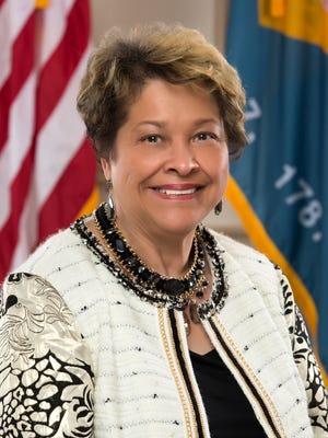 Sen. Margaret Rose Henry, D-Wilmington East, is the Senate Majority Leader