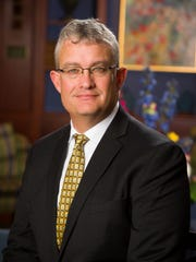 John B. Jacquemin, M.D., board-certified orthopaedic surgeon who specializes in treating spines.
