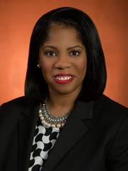 Renisha Gibbs, Associate Vice President for Human Resources/Finance