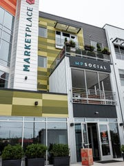 MP Social at Marketplace along the river is a new Gillespie Group offering.