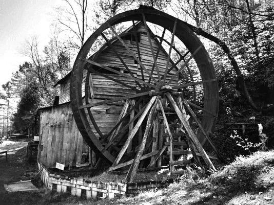 Morgan Mill fr Transylvania Co Lib