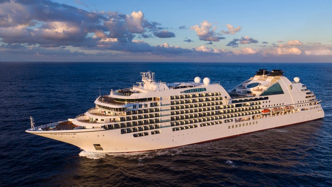 Seabourn Cruise Line's new Wish List promotion brings free upgrades on ships such as the 600-passenger Seabourn Encore.