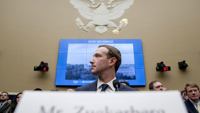 Facebook CEO Mark Zuckerberg suggested that Facebook's future growth will depend more on private messaging such as what it offers with its WhatsApp.