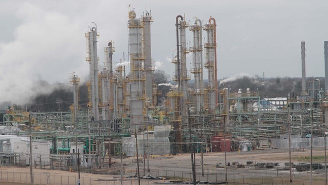 ANGUS Chemical Co. in Sterlington employs about 145 workers with an annual payroll exceeding $14 million.