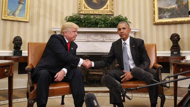 The handover from President Barack Obama to President Donald Trump has led to many concerns, according to this writer.