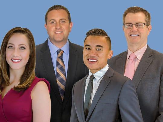 WNBJ 39 NBC Jackson affiliate anchors Sarah Blakely