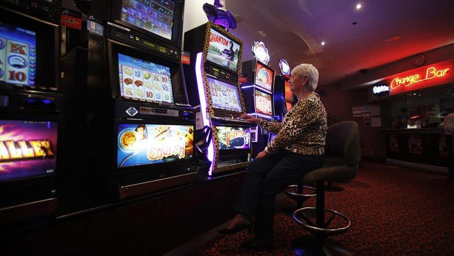 In Australia there is one poker machine for every 108 people.