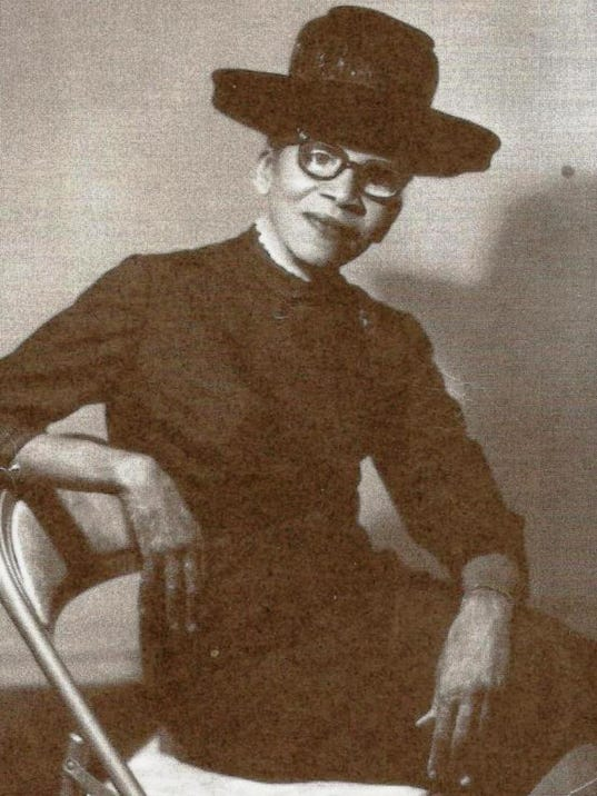 Designer Ann Lowe