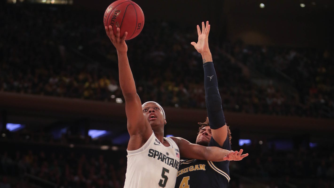 Michigan State basketball must wait and watch after 75-64 loss to U-M