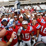 Louisiana Tech won the Heart of Dallas Bowl in December to finish 2014 with a 9-5 record.