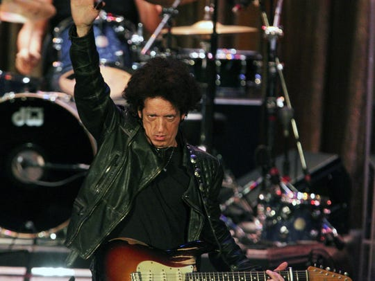Willie Nile will take the stage 5 p.m. June 25.