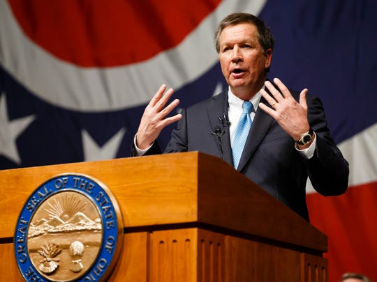 Ohio Gov. John Kasich insulted Hoosiers in 2013 when he said Indianapolis was the only city worth visiting in Indiana.