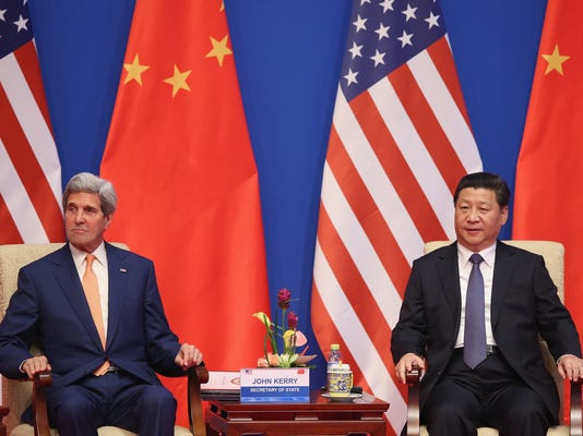 U.S., China begin high-level talks on tough issues