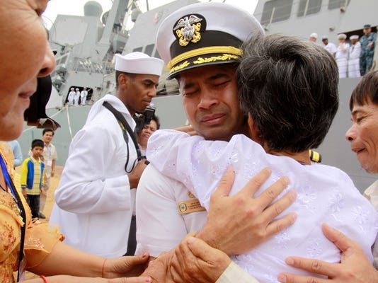 AP Navy Bribery Scheme