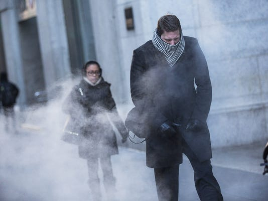 Sick of the cold? Sorry, more cold and snow on the way