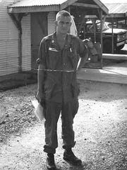 Michael Kubly served in Vietnam in 1967-'68 as an Army